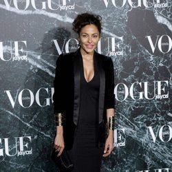 Patricia Pérez en la entrega de los Premios Vogue Joyas 2016