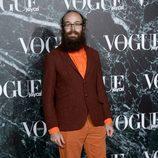 Tristán Ramírez en la entrega de los Premios Vogue Joyas 2016