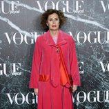 Ágatha Ruiz de la Prada en la entrega de los Premios Vogue Joyas 2016