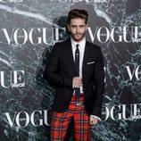 Pelayo Díaz en la entrega de los Premios Vogue Joyas 2016