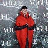 Rossy de Palma en la entrega de los Premios Vogue Joyas 2016