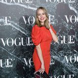 Esmeralda Moya en la entrega de los Premios Vogue Joyas 2016