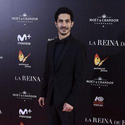 Chino Darín en la premiere de 'La Reina de España' en Madrid