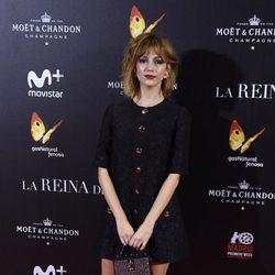 Úrsula Corberó en la premiere de 'La Reina de España' en Madrid
