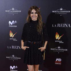 Goya Toledo en la premiere de 'La Reina de España' en Madrid