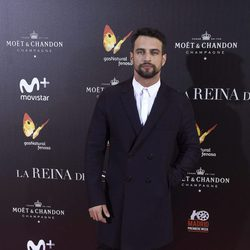 Jesús Castro en la premiere de 'La Reina de España' en Madrid