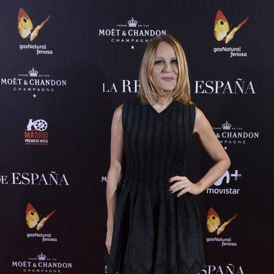 Antonia San Juan en la premiere de 'La Reina de España' en Madrid