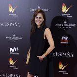 Toni Acosta en la premiere de 'La Reina de España' en Madrid