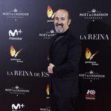 Javier Cámara en la premiere de 'La Reina de España' en Madrid