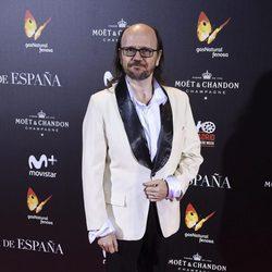 Santiago Segura en la premiere de 'La Reina de España' en Madrid