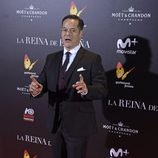Jorge Sanz en la premiere de 'La Reina de España' en Madrid