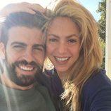 Shakira y Piqué celebran Acción de Gracias