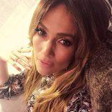 Jennifer Lopez celebra Acción de Gracias