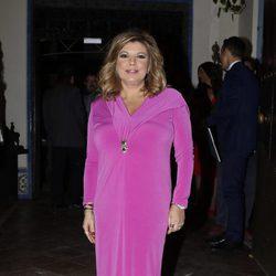 Terelu Campos en los premios de la revista 'Sevilla Magazine'