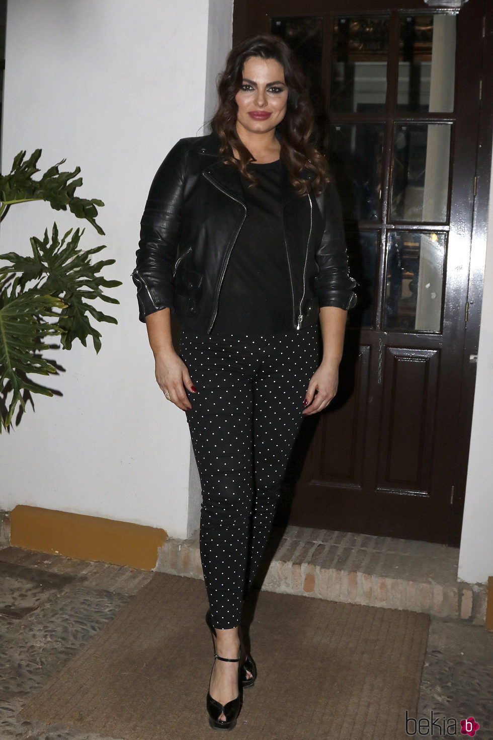 Marisa Jara en los premios de la revista 'Sevilla Magazine'