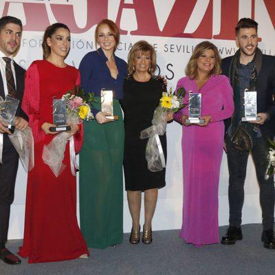 Premiados en los galardones de la revista 'Sevilla Magazine'