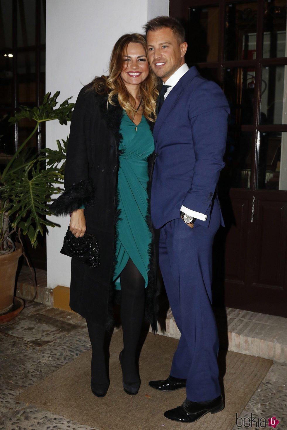 Silvia Pantoja en los premios de la revista 'Sevilla Magazine'