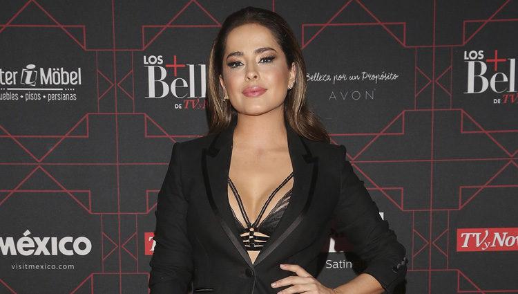 Danna Garcia en Los + Bellos de TvYNovelas 2016