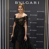 Rosanna Zanetti en un evento con motivo de 'Bulgari y Roma'