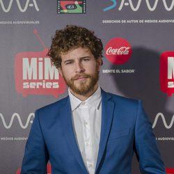 Álvaro Cervantes en los Premios MiM 2016
