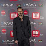 Hugo Silva en los Premios MiM 2016