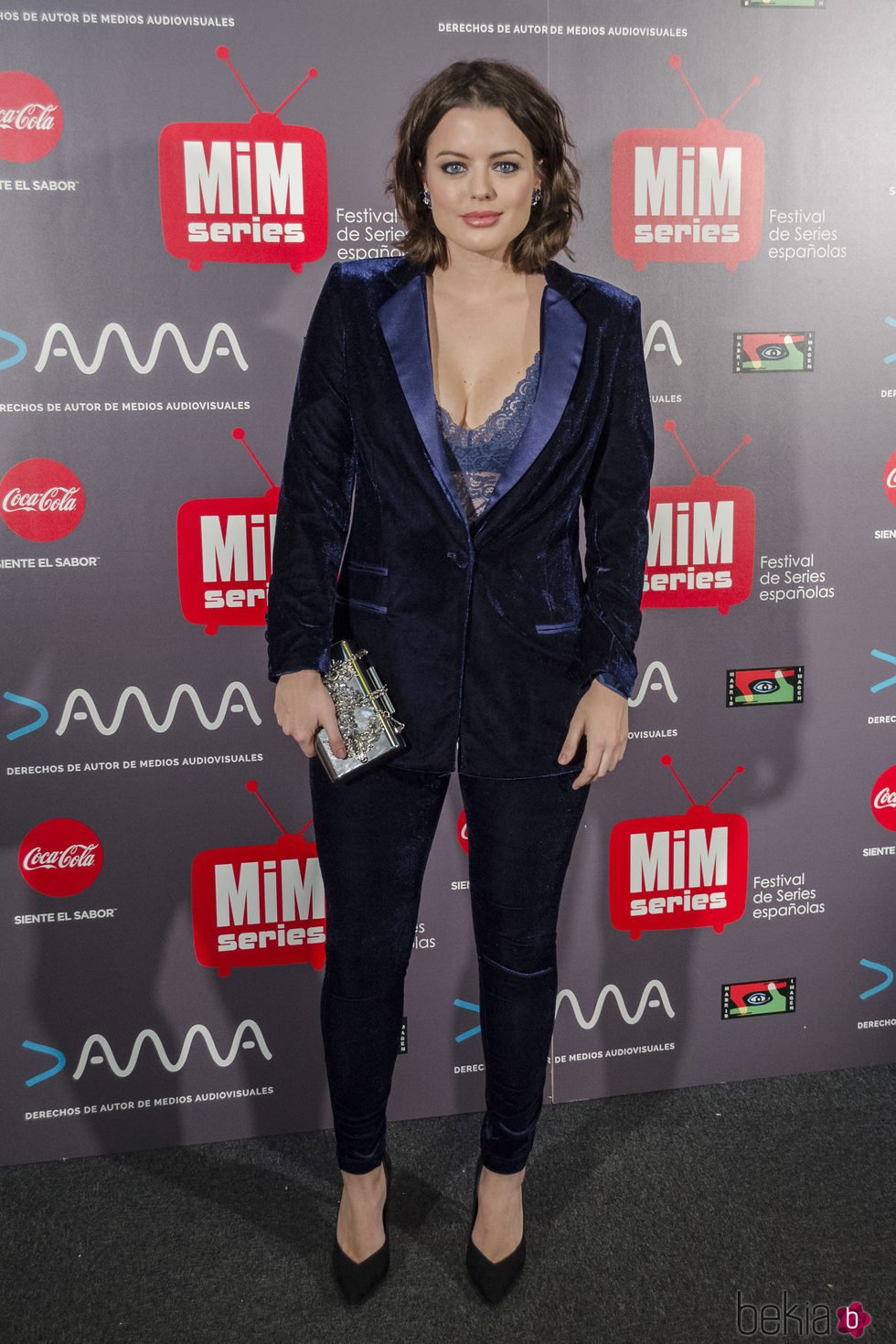 Adriana Torrebejano en los Premios MiM 2016