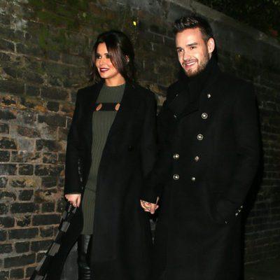 Cheryl y Liam Payne cogidos de la mano en Londres