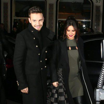 Cheryl y Liam Payne en Londres