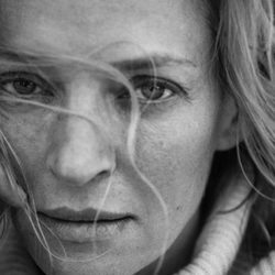 Uma Thurman en el Calendario Pirelli 2017