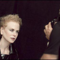 Nicole Kidman durante la sesión de fotos del Calendario Pirelli 2017