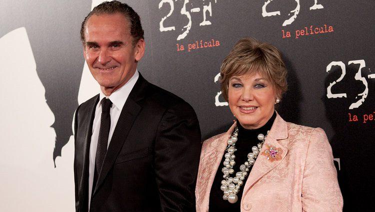 Karina y Carlos Manuel Díaz