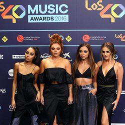 Little Mix en Los40 Music Awards 2016