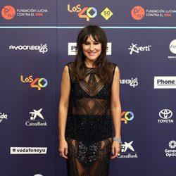 Eva Amaral en Los40 Music Awards 2016
