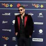 Maluma en Los40 Music Awards 2016