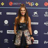Paula Echevarría en Los40 Music Awards 2016