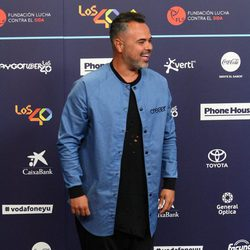 Juan Magán en Los40 Music Awards 2016