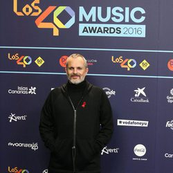 Miguel Bosé en Los40 Music Awards 2016