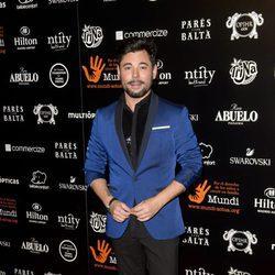 Miguel Poveda en la Gala Benéfica Mundi 2016