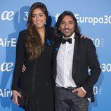Antonio Carmona en la celebración del 30 aniversario de Air Europa