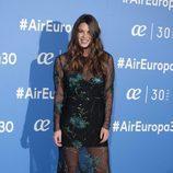 Laura Matamoros en la celebración del 30 aniversario de Air Europa