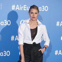 Amaia Salamanca en la celebración del 30 aniversario de Air Europa