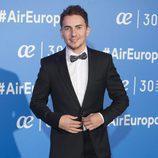 Jorge Lorenzo en la celebración del 30 aniversario de Air Europa