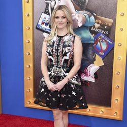 Reese Witherspoon en la premiere de 'Sing'
