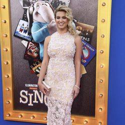 Tori Kelly en la premiere de la película 'Sing'