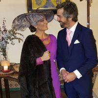 Raquel Bollo y su novio Juan Manuel Torralbo