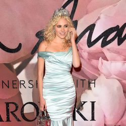 Pixie Lott en los British Fashion Awards 2016
