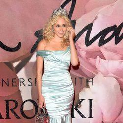 Pixie Lott en los British Fashion Awards 2016