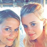 Reese Witherspoon y su hija Ava Elizabeth