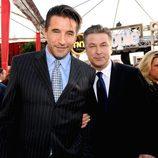 Los hermanos Alec y William Baldwin en la entrega de unos premios en Los Ángeles