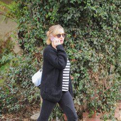 Amanda Seyfried, embarazada de paseo por Los Angeles
